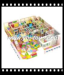 popular kids indoor exercise playground equipment