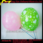 hot air pinting latex balloons manufacturer from china