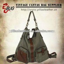 2013 New Vintage Canvas Shoulder Bag/Handbag
