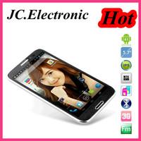 "5.7"" Unlocked Dual Sim Zopo ZP950+ 3G Android 4.1 Smartphone MTK6589 Quad Core 1GB RAM 1280*720 pixels IPS 8.0MP"