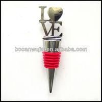 Wine Stoppers Love letter wedding wine stoppers Wedding favors,wine cork,love letter shaped wine stopper