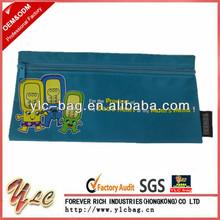 2013 hot golf pencil bag zipper pencil bag kids pencil bag