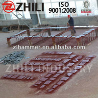 Excellent In Cushion Effect Alloy Steel Sand Casting Lining Board Manufacturer In Luoyang China