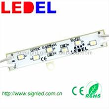 SMD3528*6 led module,24 hours off licence sign led light