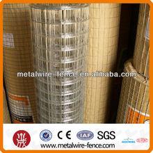 square galvanized metal weld wire mesh