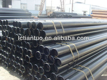 Prime DIN St37 carbon seamless steel pipe for construction