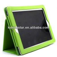 for apple ipad 4 pu leather case