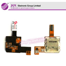 For LG P500 mobile SIM card flex cable