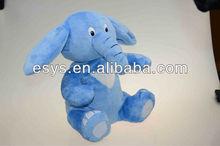baby doll stuff-talking elephant innovative intelligent toys