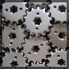 Sprocket chain for cfmoto/ATV/Gokart 250cc dirt bike