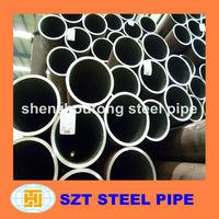 DIN/API/ASTM/JIS seamless steel pipe