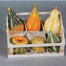 Halloween ceramic pumpkins