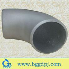 BG sch100 a403 wp304 stainless steel material elbow 90 deg solution treatment