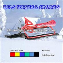 2013 Hot Selling Snow Tube Sled for Kids
