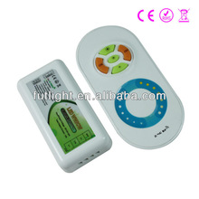 Original FactoryFutlight Color-temperature LED Tape Controller, DC12/24V,2.4GHz RF,support Wifi,Compatible Apple&Android control