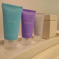 Casa de banho requintado conjunto de cosméticos/3-5 estrela de amenities de banho/banheiro amenidade atacado