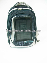 Travel Solar Backpack for mobile phones, digital devices and game devices