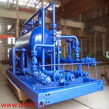 ASME pressure tank marine oil water separator