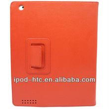 New item leather case for ipad2 Case Cover Pouch