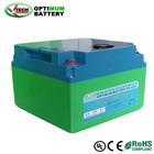 LiFePO4 Battery Pack 12V 30Ah Auto starter battery car battery