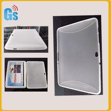 High Quality TPU Cover Case For Samsung P7500 P7510 Galaxy Tab
