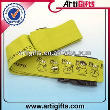 Adjustable luggage belt for promotion