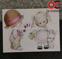 Modern wall decoration canvas printing wholesale cartoon wall painting