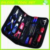 12pcs tool kit in canvas bag