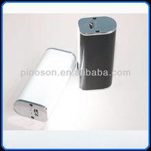 Halloween, Christmas gift mini power bank for smartphones and tablet PCs charging station 2200mah