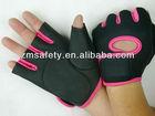 Fingerless Neoprene Sport fitness gloves