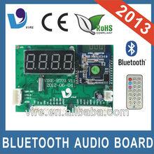 bluetooth fm radio station equipment