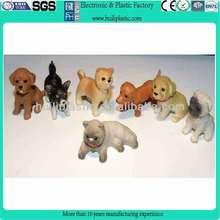 Customized resin dog figures/ miniature animal figures