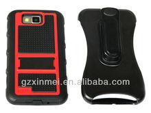 multifunctional holster combo belt clip case for samsung ATIV S i8750