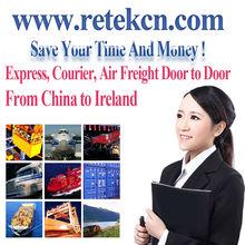 Express from China to Ireland