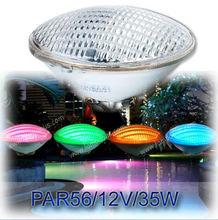 brightest led 12v par56 luminaire lighting swimming pool