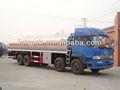 Heavy duty 8*4 de cemento a granel de camiones cisterna