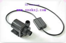 so famous zhongke pump 12V DC solar submersible water pump