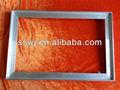 de aluminio panel de la ventana del marco para paneles de yeso