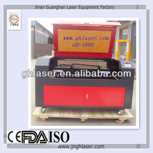 GH-1490 co2 laser engraving machine jewelry machine trawlers for sale