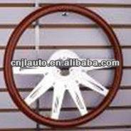 wooden truck steering wheel 45CM