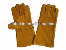 long sleeve welding work gloves