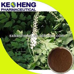 2.5% Triterpene glycosides black cohosh powder extract