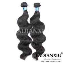 Silk 100% Cuticle hair quality hair micro loop ring Brazilian remy hair extensions