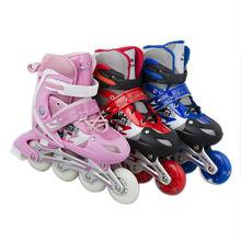 Flash regolabile giovanile quad 4 ruote pattini a rotelle/scarpe da skate