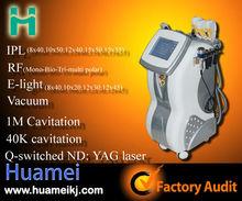 2013 Most effective IPL hair removal machine anti aging/erase winkle/skin rejuvenation depilation machine