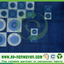nonwoven fabric for table cloth/ wall paper, printed fabric