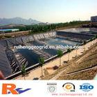 blue pond liner hdpe geomembrane used on road/pond/polder