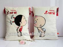 fashion pillow case love