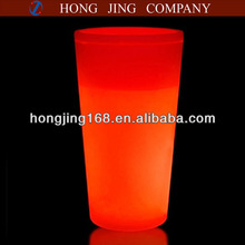 Double wall glowing poly cup