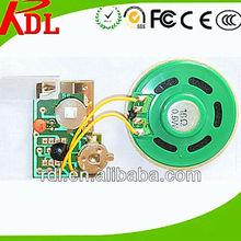 greeting card recording device OEM/ODM